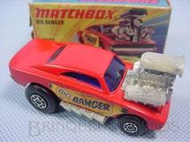 1. Brinquedos antigos - Matchbox - Big Banger, Superfast