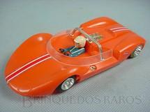 1. Brinquedos antigos - Cox - Cucaracha com chassi de alumínio Década de 1970