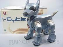1. Brinquedos antigos - Hasbro - Cachorro Robot I-Cybie Inúmeros movimentos computadorizados Importado e distribuído pela Estrela Ano 2006