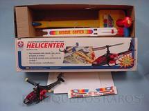 1. Brinquedos antigos - Estrela - Hélicenter Helicóptero idêntico ao Vertiplano Década de 1980