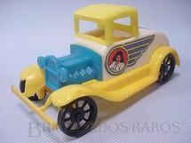 1. Brinquedos antigos - Mimo - Calhambeque Hot Rod com 13,00 cm de comprimento Jovem Guarda Década de 1960