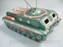1. Brinquedos antigos - Model Toys - Tanque Espacial X-11 Espace Patrol Década de 1970