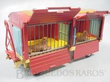 1. Brinquedos antigos - Corgi Toys - Circo Chipperfields Cage Wagon Jaula dos Leões Década de 1960