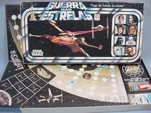 1. Brinquedos antigos - Estrela - Jogo Guerra nas Estrelas Fuga da Estrela da Morte Década de 1980
