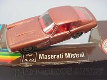 1. Brinquedos antigos - Siku-Rei - Maserati Mistral Brasilianische Siku Alfema