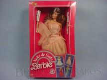 1. Brinquedos antigos - Estrela - Barbie Noite de Gala Completa Caixa Lacrada Década de 1980