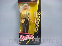 1. Brinquedos antigos - Estrela - Barbie e Os Roqueiros Caixa Lacrada Década de 1980
