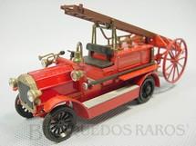 1. Brinquedos antigos - Conrad - Caminhão Escada Dennis 1920 Década de 1980