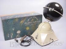 1. Brinquedos antigos - Harmonic Reed Co. - Planetário Spitz Junior Planetarium Década de 1950