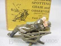 1. Brinquedos antigos - Britains - Observador Anti - Aéreo Anti-Aircraft Observer Década de 1940