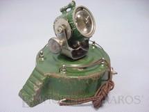 1. Brinquedos antigos - Astra - Posto de Holofote Anti Aircraft Searchlight Década de 1940