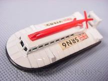 1. Brinquedos antigos - Matchbox - SRN6 Police Hovercraft Superfast Error factory inverted labels