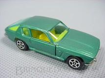 1. Brinquedos antigos - Corgi Toys-Corgi Jr. - Jensen Interceptor Corgi Jr Whizzwheels azul metálico