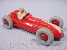1. Brinquedos antigos - Dinky Toys - Maserati Fórmula 1 Década de 1930