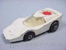 1. Brinquedos antigos - Matchbox - Inbrima - Fandango Superfast branco Brazilian Matchbox Inbrima 1970