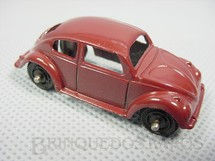 1. Brinquedos antigos - Tootsietoy - Volkswagen Sedan com 6,00 cm de comprimento Década de 1960