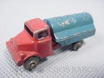 1. Brinquedos antigos - Sem identificação - Caminhão Tanque com 5,00 cm de comprimento Década de 1960