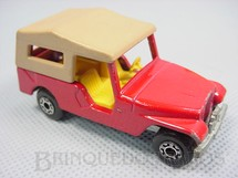 1. Brinquedos antigos - Matchbox - CJ6 Jeep Willys Superfast