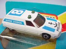 1. Brinquedos antigos - Matchbox - Citroen CX Superfast Marine Division
