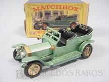 1. Brinquedos antigos - Matchbox - 1907 Rolls Royce Silver Ghost Yesteryear