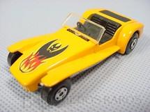 1. Brinquedos antigos - Matchbox - Lotus Super Seven Supefast amarela
