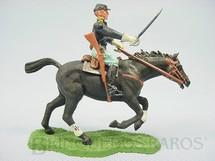 1. Brinquedos antigos - Britains - Soldado da União a Cavalo com sabre Década de 1960