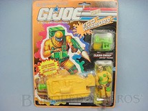 1. Brinquedos antigos - Hasbro - Eco Warriors Clean Sweep completo lacrado Ano 1990
