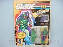 1. Brinquedos antigos - Hasbro - Eco Warriors Toxo-Viper completo lacrado Ano 1990