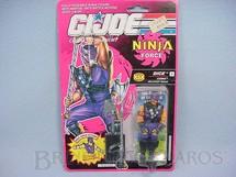1. Brinquedos antigos - Hasbro - Ninja Force Dice completo lacrado Ano 1991