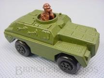 1. Brinquedos antigos - Matchbox - Stoat Rola-Matics verde