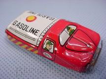 1. Brinquedos antigos - T.N. - Caminhão Tanque Gasoline com 6,00 cm de comprimento Década de 1960