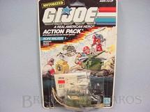 1. Brinquedos antigos - Hasbro - Action Pack Rope Walker completo lacrado Ano 1987