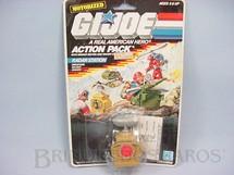 1. Brinquedos antigos - Hasbro - Action Pack Radar Station completo lacrado Ano 1987