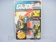 1. Brinquedos antigos - Hasbro - Wet Suit S.E.A.L. completo lacrado Ano 1991