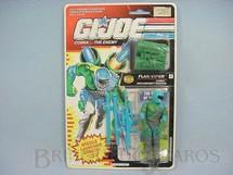 1. Brinquedos antigos - Hasbro - Cobra Flak Viper completo lacrado Ano 1991