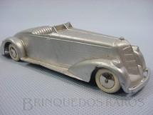 1. Brinquedos antigos - Tootsietoy - Carro Conversível com 12,00 cm de comprimento Série Jumbos Década de 1930