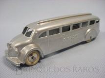 1. Brinquedos antigos - Tootsietoy - Ônibus com 14,00 cm de comprimento Série Jumbos Década de 1930