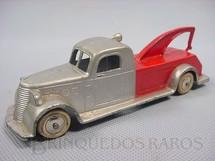 1. Brinquedos antigos - Tootsietoy - Caminhão Guincho com 12,00 cm de comprimento Série Jumbos Década de 1930