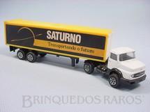 1. Brinquedos antigos - Corgi Toys-Kiko - Mercedes Benz Container Saturno Brazilian Corgi Jr Kiko