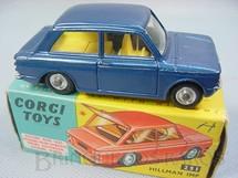 1. Brinquedos antigos - Corgi Toys - Ilman Imp. Ano 1965