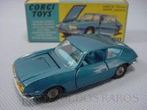 1. Brinquedos antigos - Corgi Toys - Lancia Fulvia Sport Zagato Ano 1968