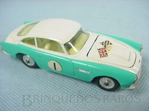 1. Brinquedos antigos - Corgi Toys - Aston Martin DB4 Competition Version Ano 1964