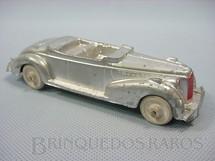 1. Brinquedos antigos - Hubley - Carro Conversível com 14,00 cm de comprimento Década de 1940