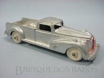 1. Brinquedos antigos - Hubley - Caminhonete com 14,00 cm de comprimento Década de 1940