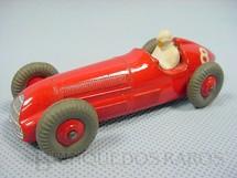 1. Brinquedos antigos - Dinky Toys - Alfa Romeo Fórmula 1 Década de 1930