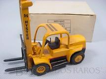 1. Brinquedos antigos - Minimac - Empilhadeira Hyster H 150F