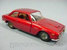 1. Brinquedos antigos - Politoys e Polistil - Alfa Romeo 2600 Sprint Bertone Politoys Década de 1970