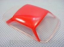 1. Brinquedos antigos - Estrela - Capota vermelha para Carro Willys Interlagos Berlineta Ano 1965