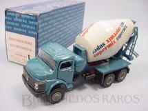 1. Brinquedos antigos - Arpra - Mercedes Benz 1513 betoneira Supermix