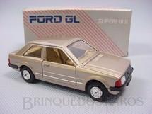 1. Brinquedos antigos - Arpra - Ford Escort GL